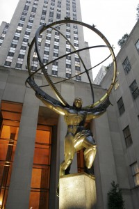 Atlas - Rockefeller Center
